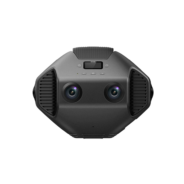 Detu MaxMobile: First 3D 8K 360 VR Camera With AI