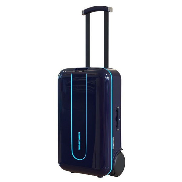 a Fully Autonomous Suitcase and Robot Travelmate