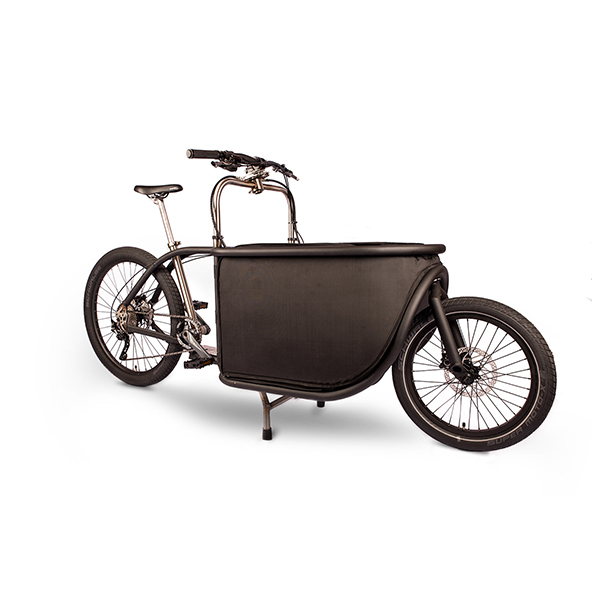 Bogbi Cargo Bike - The Best family cargo bike