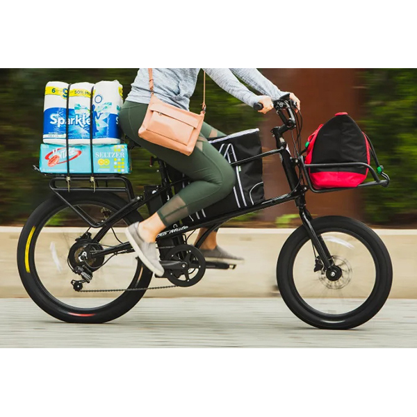 JUNTO MetroMule: The Most Versatile Cargo eBike