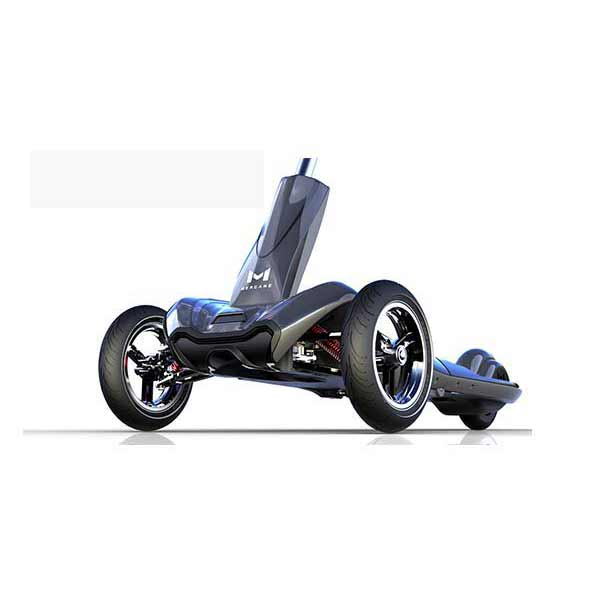 Foldable Electric Scooter - Mercanewheels TRANSBOARD