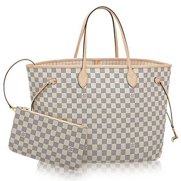 Louis Vuitton Damier Azur Canvas Neverfull GM N41360