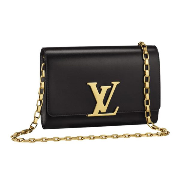 Louis Vuitton Chain Louise Black