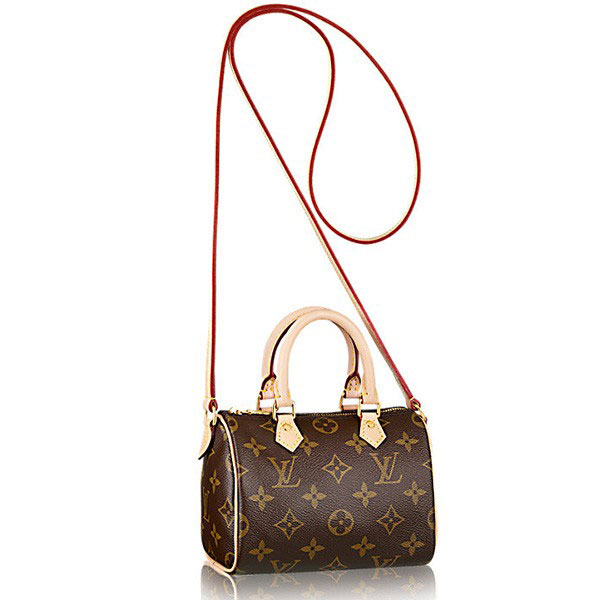 Louis Vuitton Nano Speedy M61252