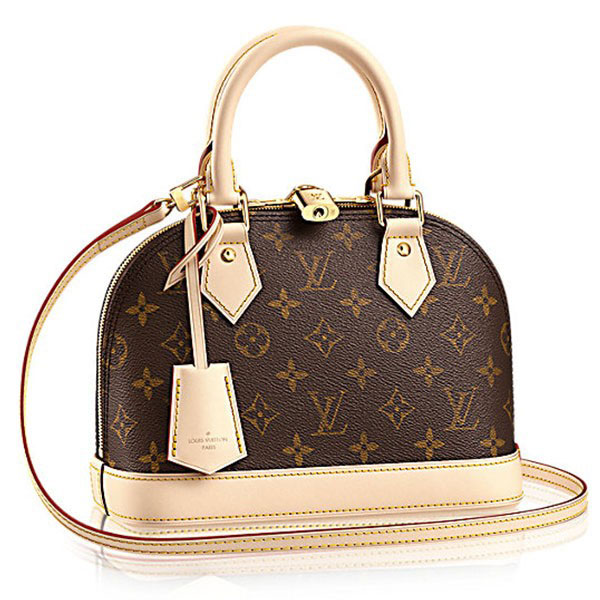 Louis Vuitton Alma BB M53152