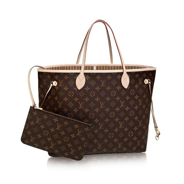 Louis Vuitton Neverful GM M40992