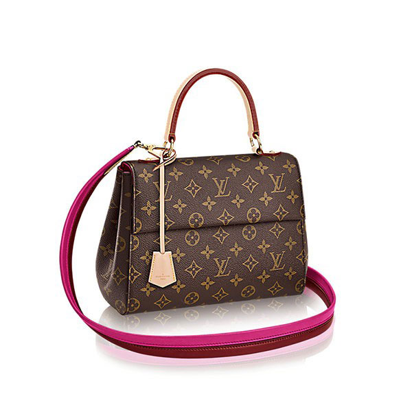 Louis Vuitton Cluny BB M42738