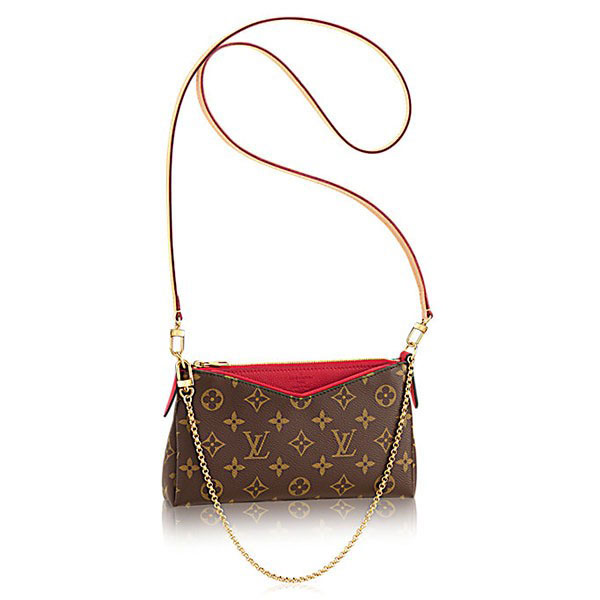 Louis Vuitton Pallas Clutch M41638