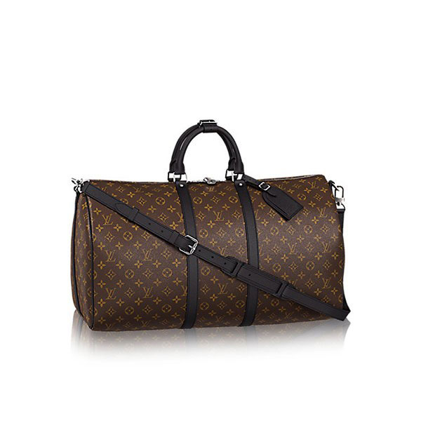 Louis Vuitton Keepall Bandouliere 55 M56714