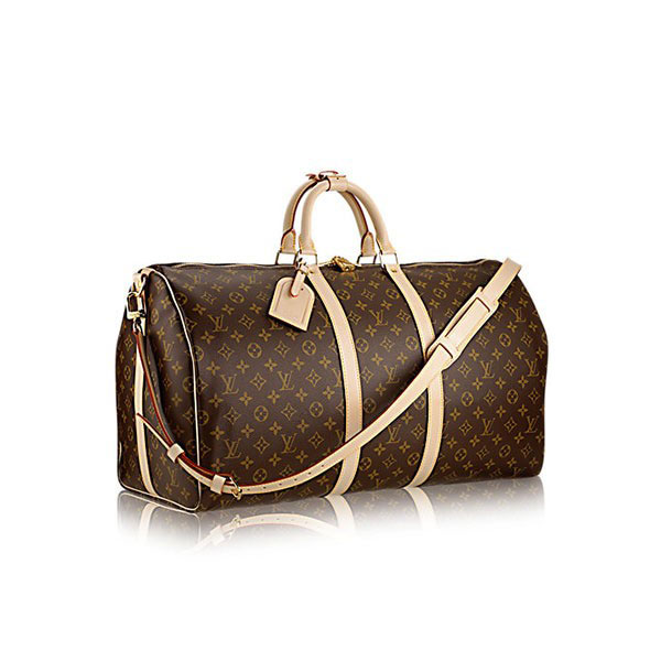 Louis Vuitton Keepall Bandouliere 55 M41414