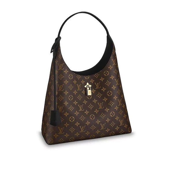 Louis Vuitton Flower Hobo M43545