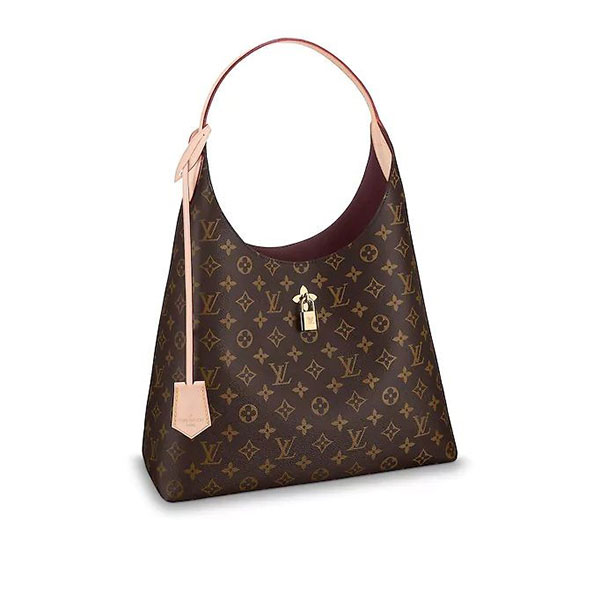 Louis Vuitton Flower Hobo M43546