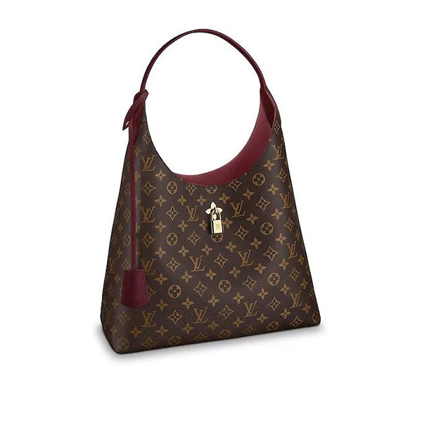 Louis Vuitton Flower Hobo M43547
