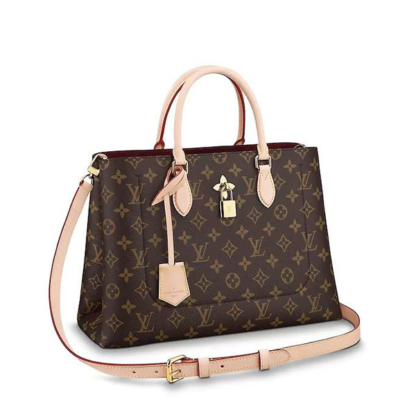 Louis Vuitton Flower Tote M43551