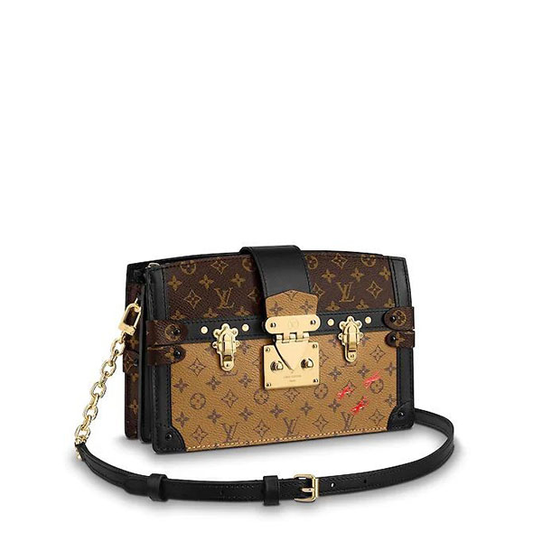 Louis Vuitton Trunk Clutch M43596