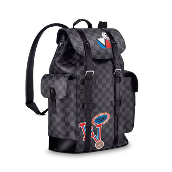 Louis Vuitton Christopher Backpack PM N41055