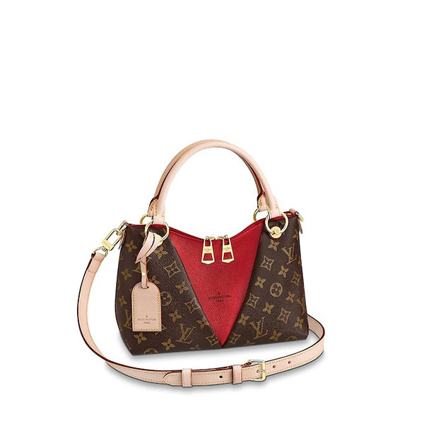 Louis Vuitton V Tote BB M43966