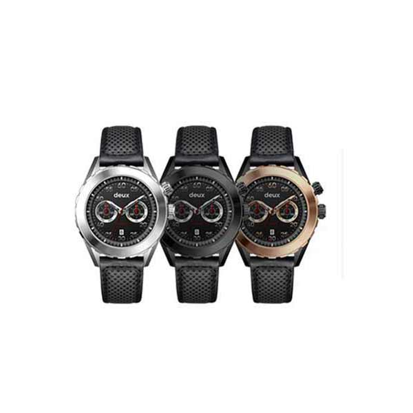 Deux Watches - Dual-Faced Automatic Chronograph