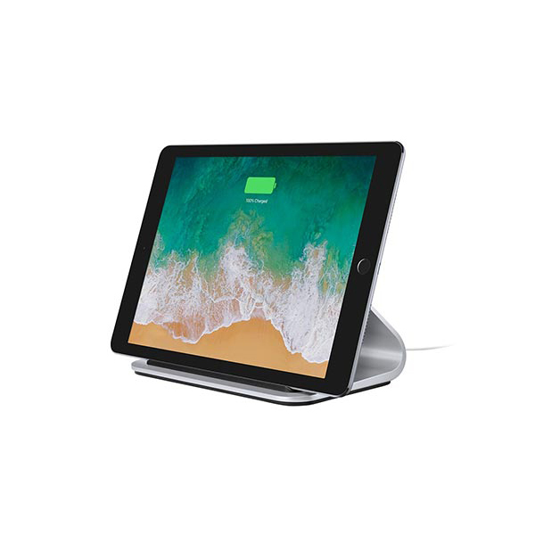 BASE for iPad Pro Wireless charging stand with smart connector