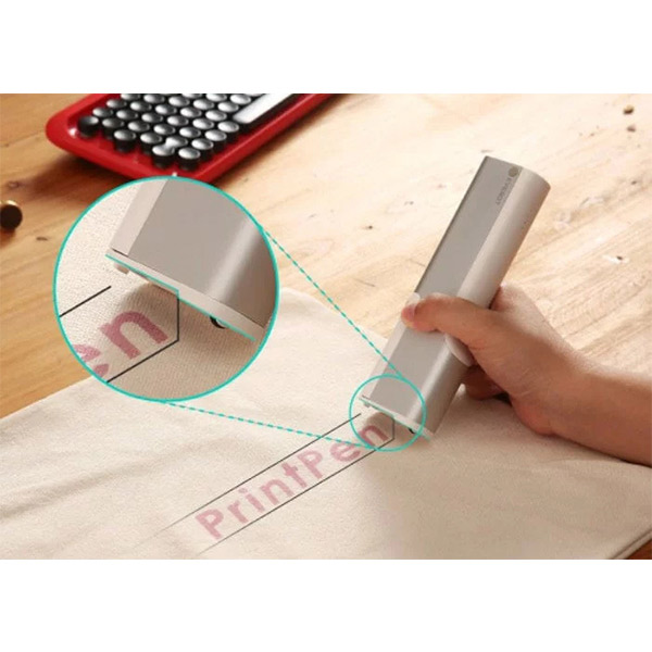 PrintPen: Portable Printer for all Materials and Surfaces