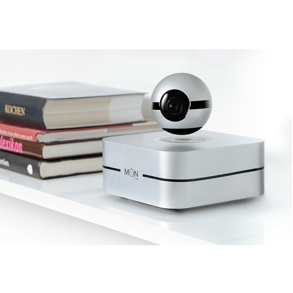 Moon by 1-Ring: World's COOLEST Smart Home Hub