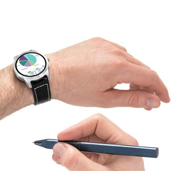 Draverik 2: The first smartwatch with wireless pen