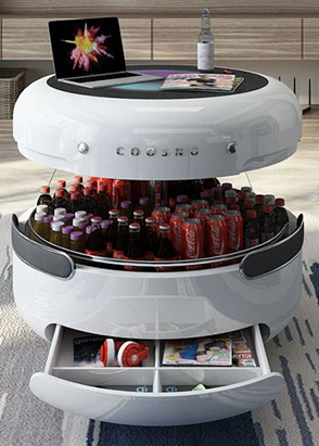 Coosno, the Smart Coffee Table Redefined