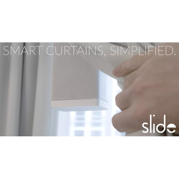 Slide: Make Your Existing Curtains Smart