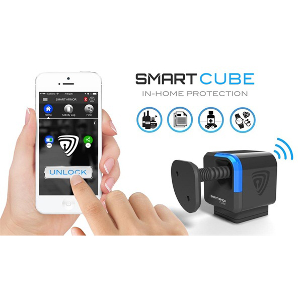 Meet the Smart Cube: Tech That Protects