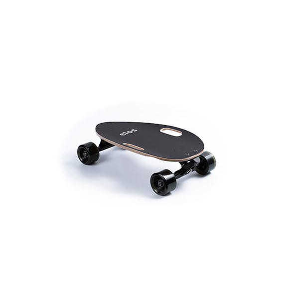 ELOS SKATEBOARD-Compact, stable, fun urban cruiser