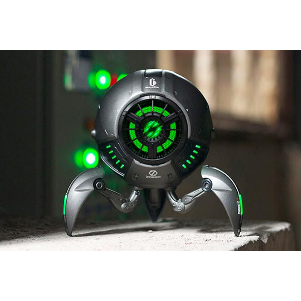GravaStar: Crazy Cool Speaker with Ultimate Sound