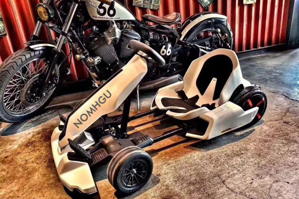 The Coolest Gokart Ever