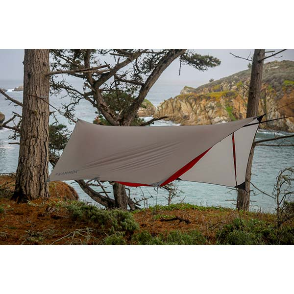 Mantis, all-in-one hammock tent